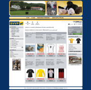 Home page screenshot of the new e-shop. Click to open the pages in a new window.
